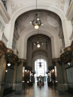 Intrare Palacio Barolo