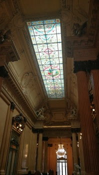 teatru colon vitralii