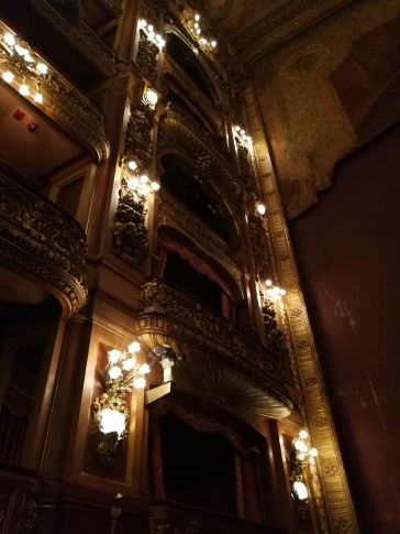 Balconul Vicepresedintelui Teatro Colon